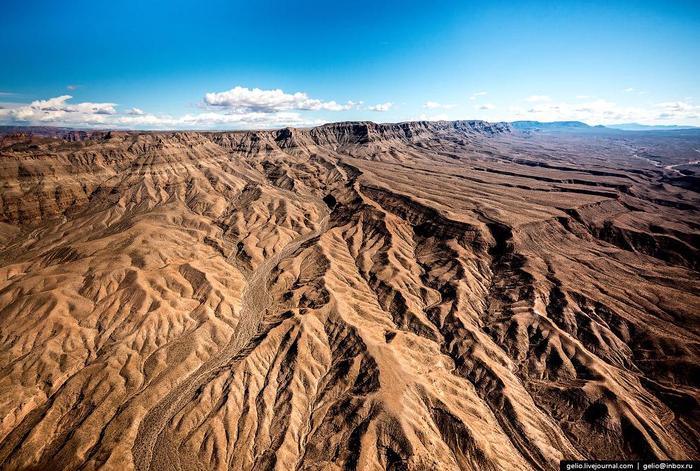 Район плато Колорадо
