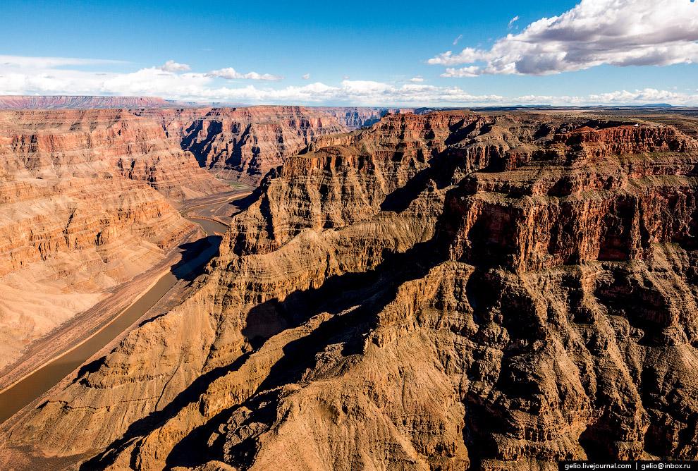 Большой каньон или Гранд-каньон (Grand Canyon)