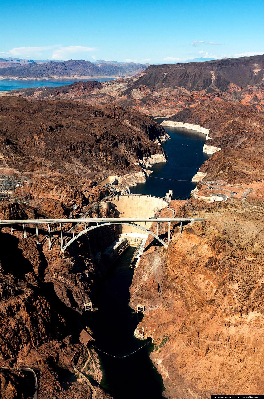 Плотина Гувера (Hoover Dam)