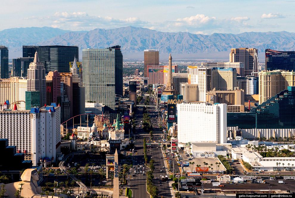 Лас-Вегас-Стрип (Las Vegas Strip)