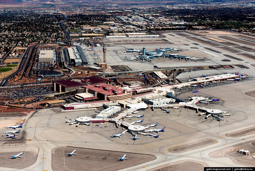 Международный аэропорт Мак-Карран (McCarran International Airport)