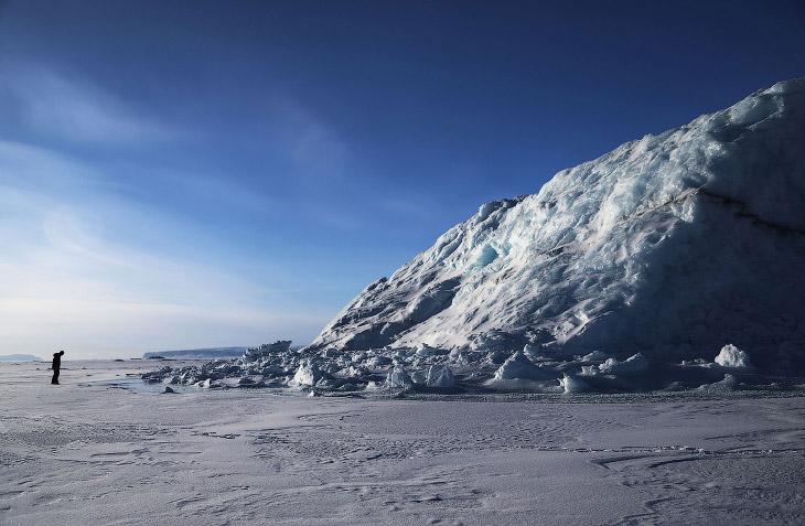 Авиабаза Ту́ле на севере Гренландии
