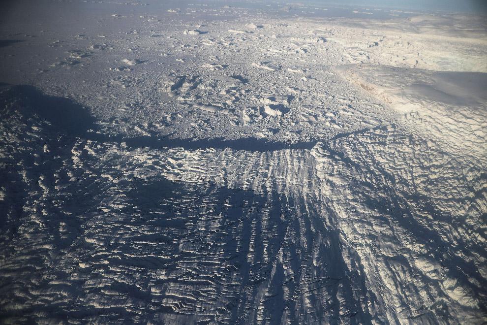 Снега и ледник