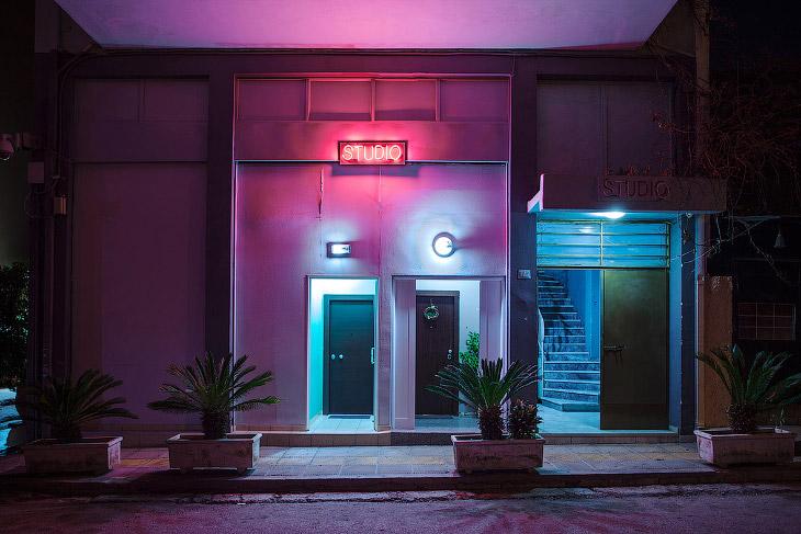 Ось такий знімок з Італії зайняв 3-е місце в категорії «Архітектура»