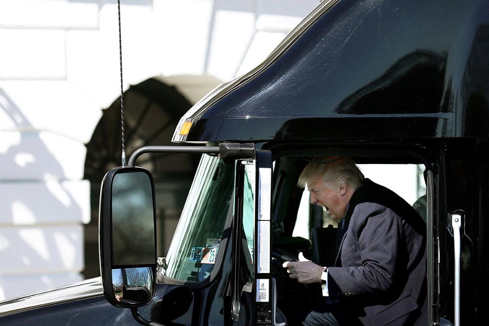 Трамп-терминатор