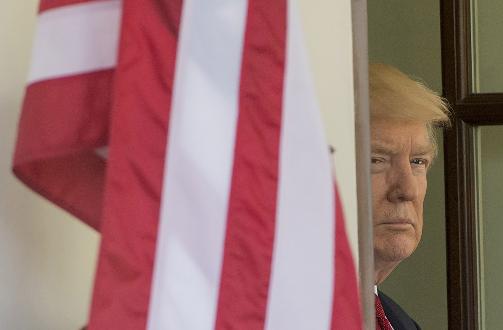 29 апреля станет 100-м днем правления Дональда Трампа