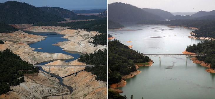 Как выглядит засуха