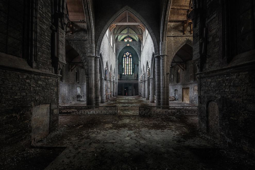 Церковь в Бельгии