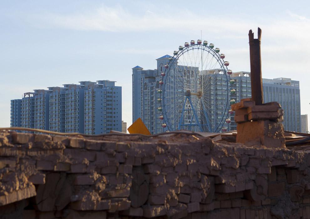 Город Кашгар