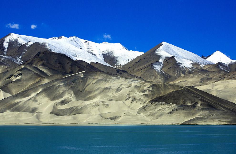 Озеро Какаруль
