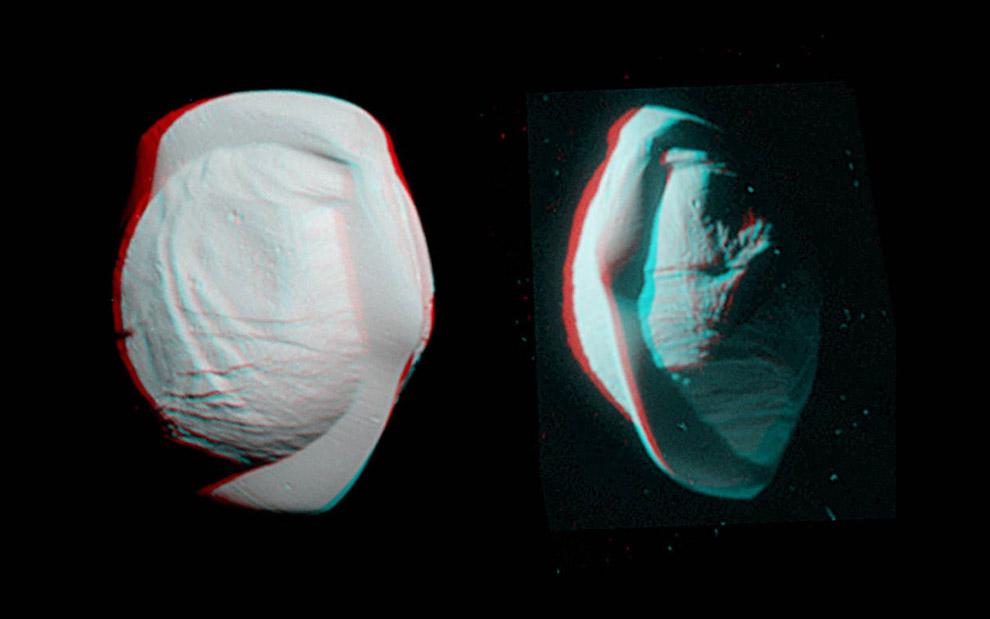 7. Космический «пельмень» в 3D