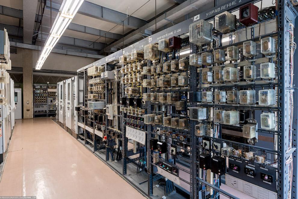 Аналоговые релюшки и современные микропроцессорные системы