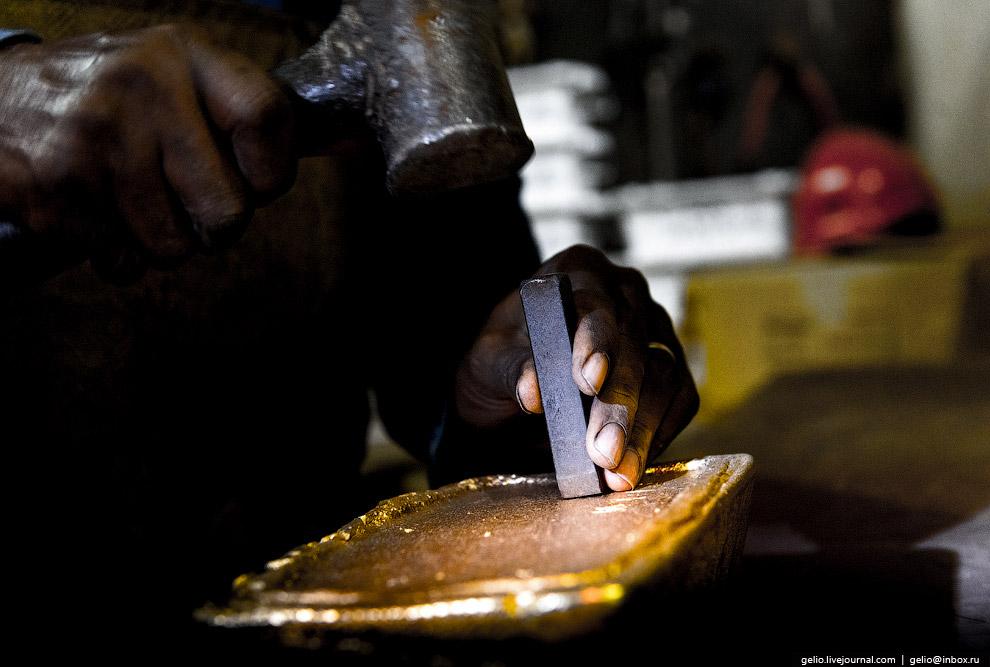 рудника Lefa, Гвинея