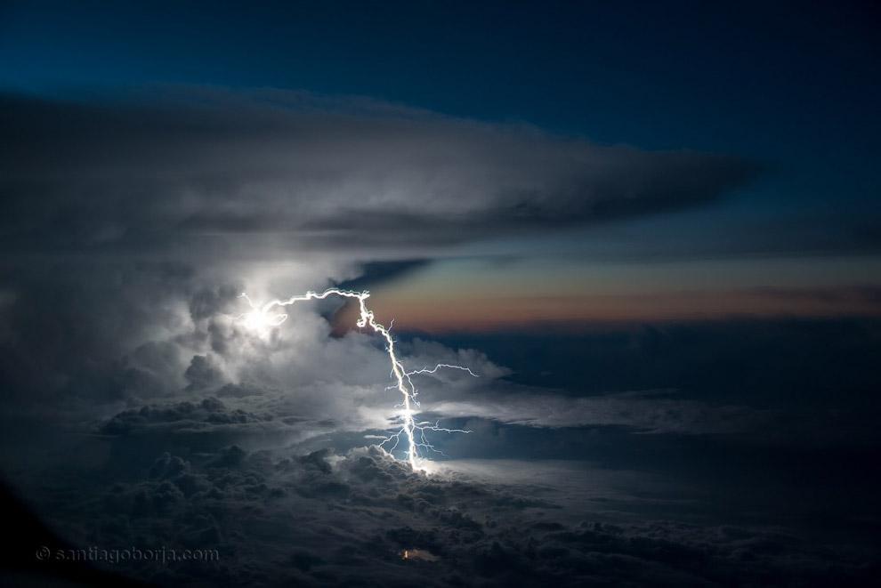 Мир глазами пилотов самолетов