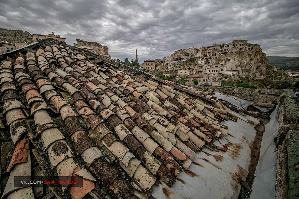 Турецьке місто Ургуп