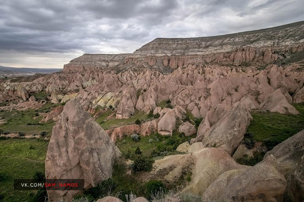 Национальный парк Гёреме.