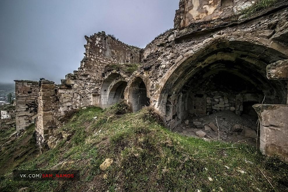 Печерні міста - привид Старий Гёре (по старше)
