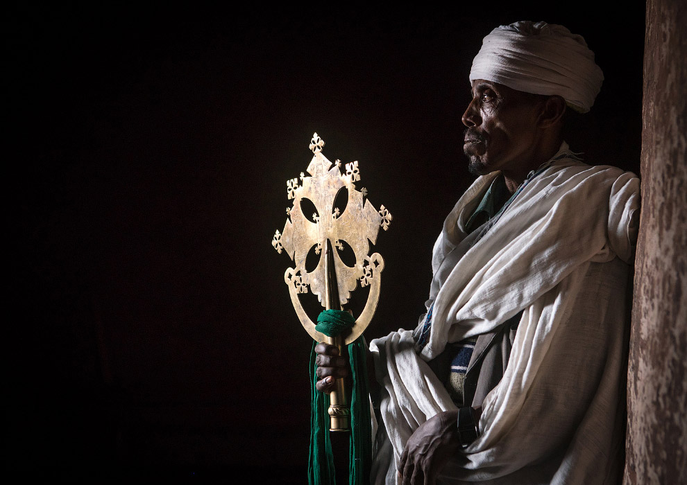 Так виглядають ефіопські священики