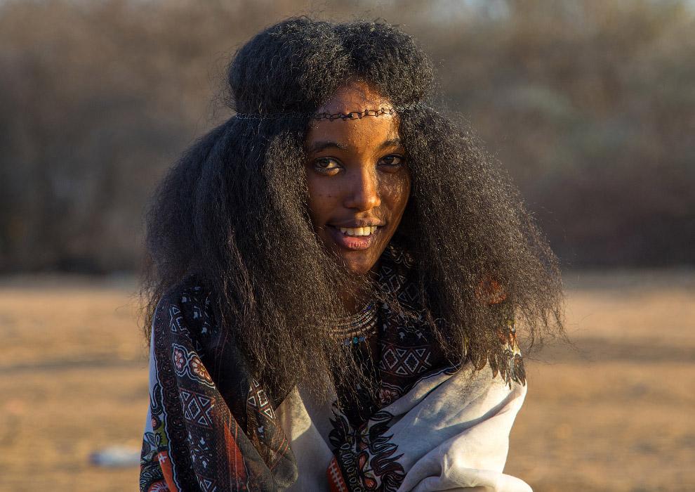 Колоритний народ племені Бора