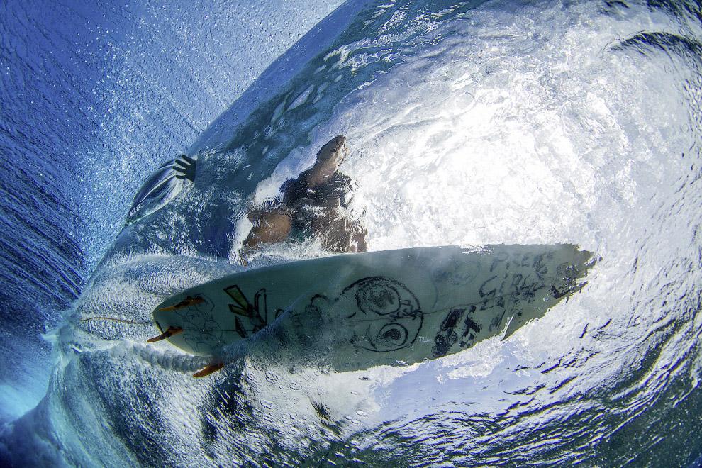 Архипелаг Фиджи в южной части Тихого океана