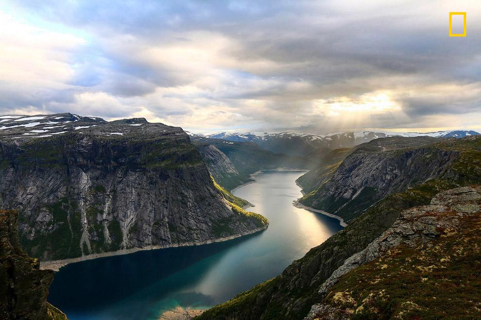 Сёрфьорд, Норвегия