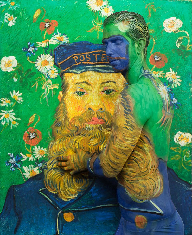 Портрет почтальона Джозефа Рулина