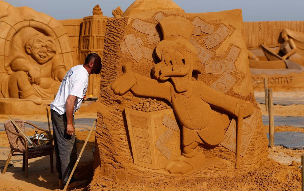 Disney Sand Magic