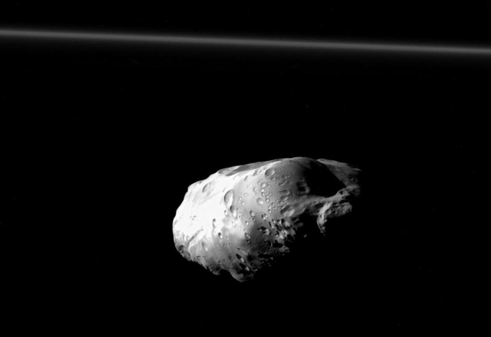 Спутник Прометей
