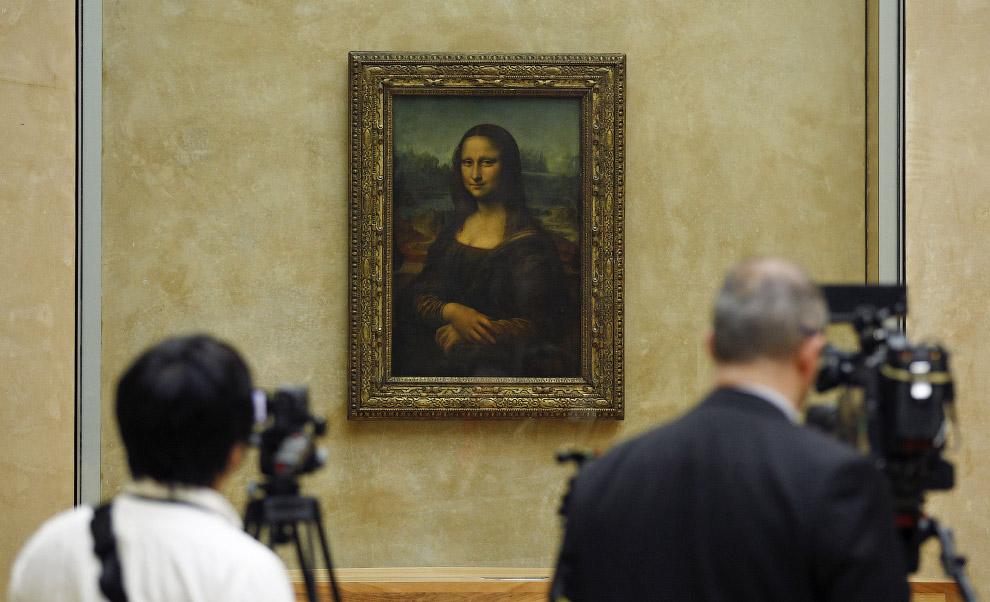 Мона Ліза вона ж «Джоконда»
