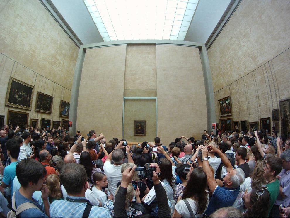 Мона Лиза она же «Джоконда»