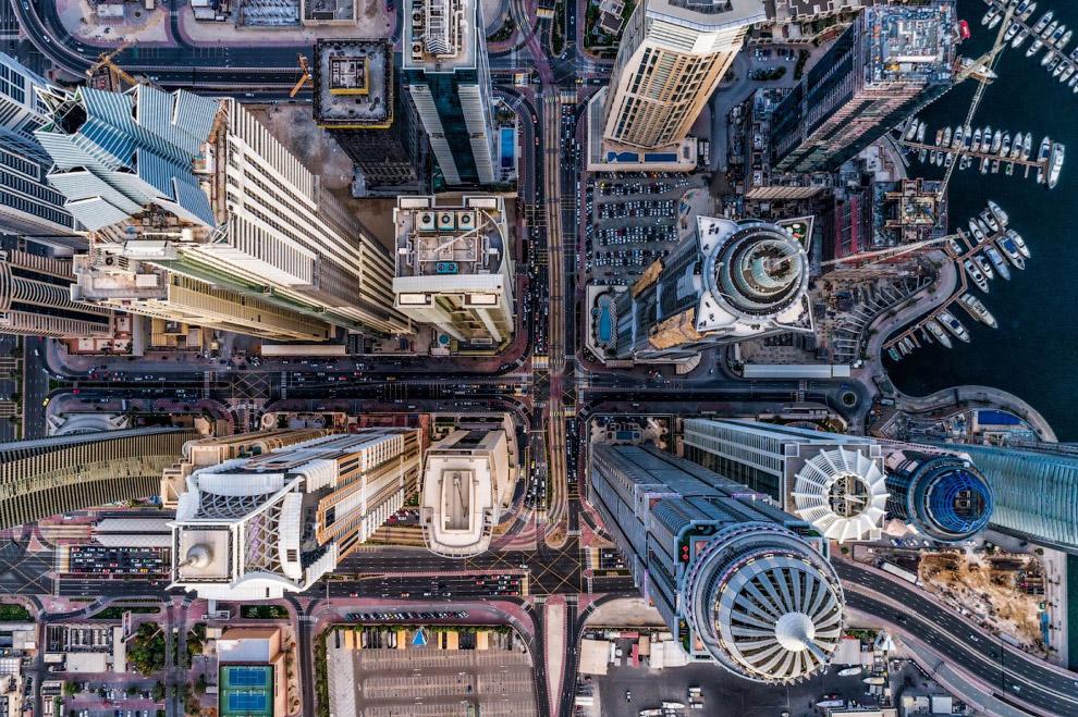 Первое место в категории «Город». Бетонные джунгли, Дубай