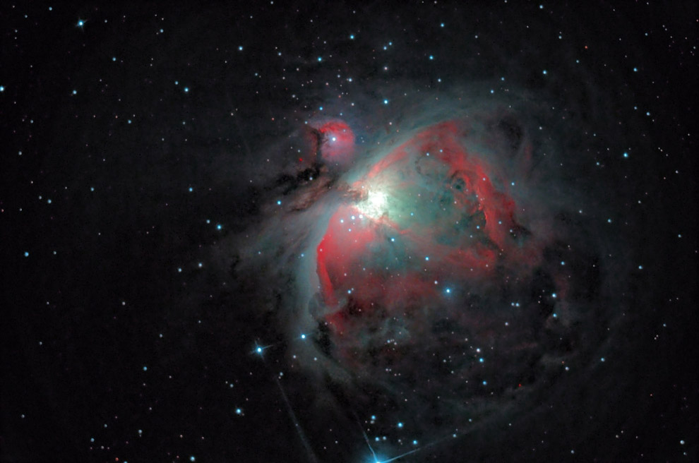 Туманность Ориона М42