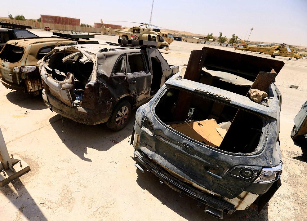 «Безумный Макс» в Ираке