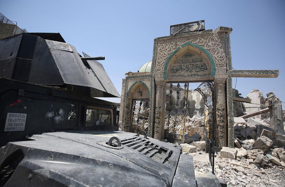 Жизнь в иракском городе Мосул. Часть 2