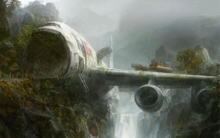 Удивительные истории спасений в авиакатастрофах