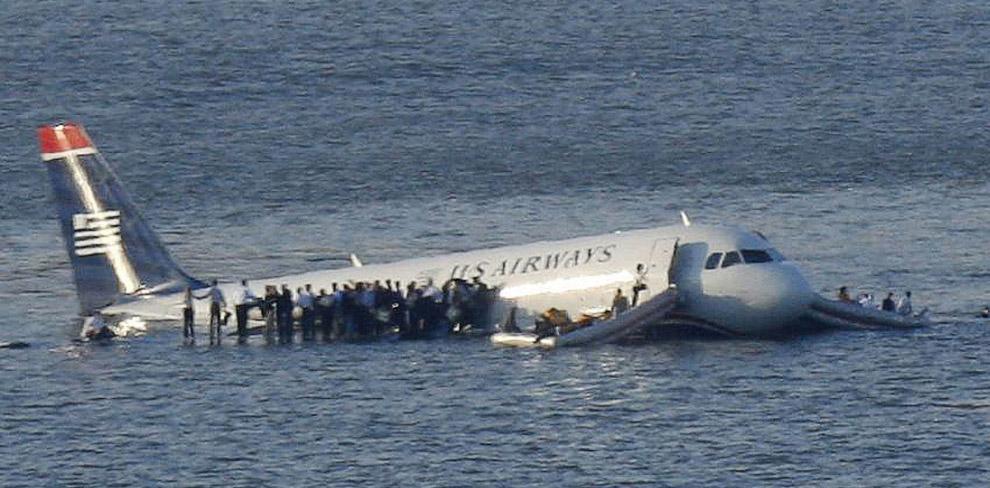 Чудо на Гудзоне: аварийная Посадка самолета A320