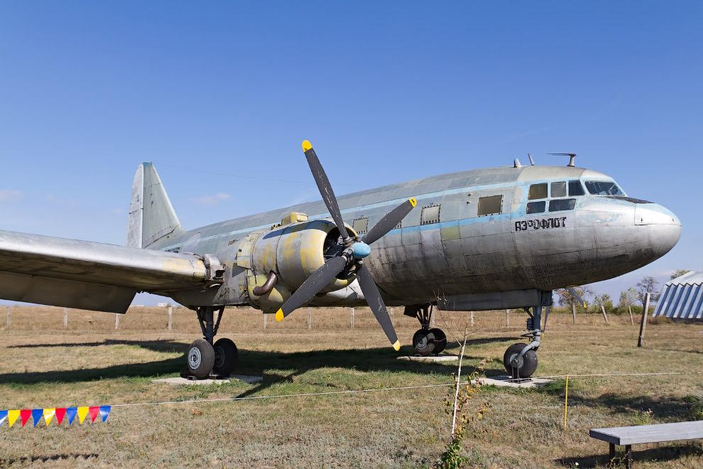 Ил-12 компании Аэрофлот