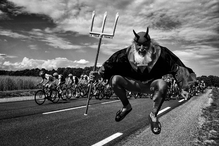 Драматические фотографии Тур де Франс 2017