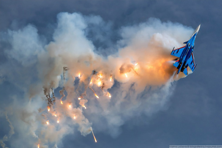 Международный форум «Армия-2017»: пилотажные группы