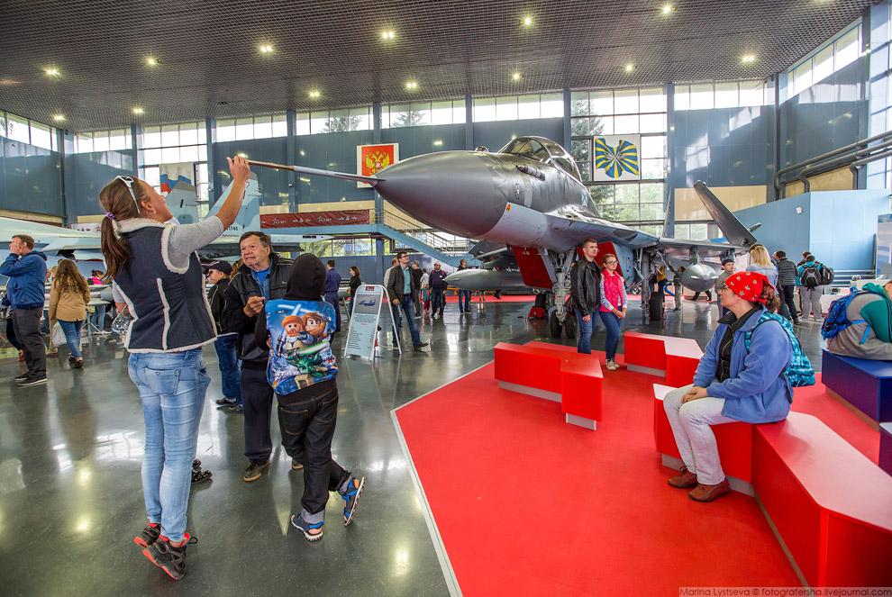 МиГ-29К.
