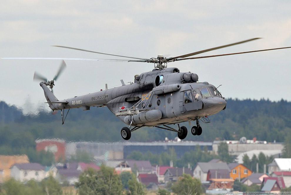 Ми-8МТ.