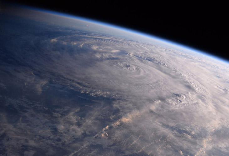 ураган Харви над Техасом 26 августа 2017