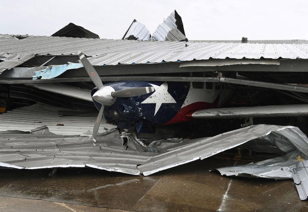Аэропорт Рокпорта, штат Техас