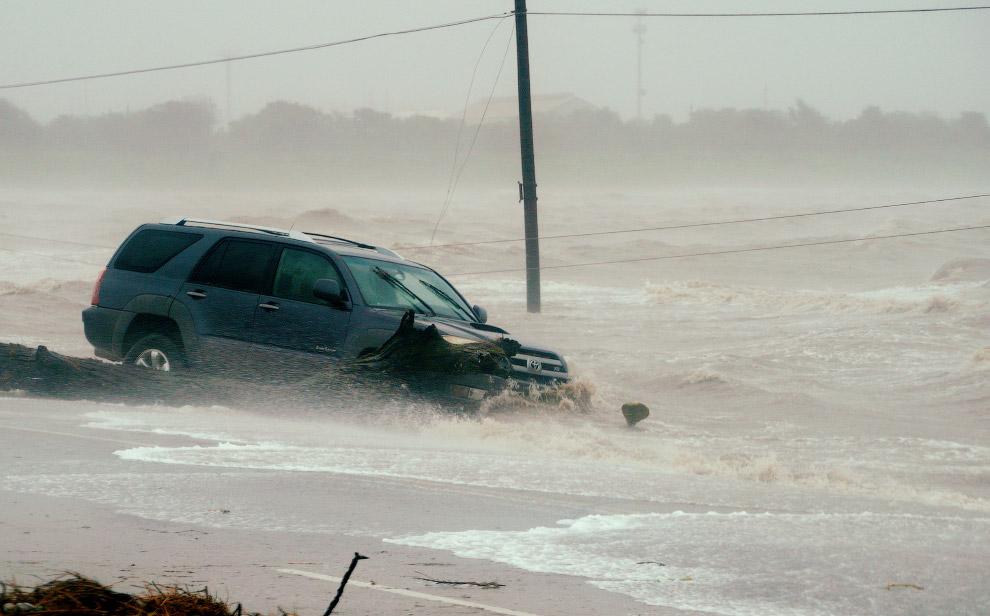 Наводнение в штате Техас
