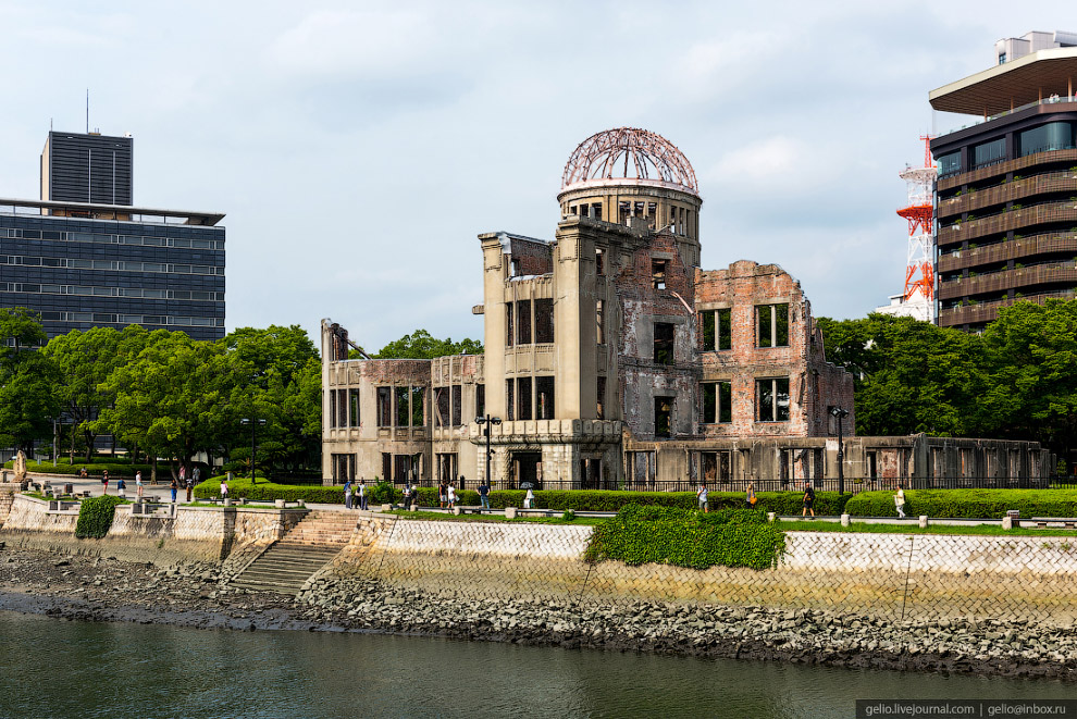 Сегодняшняя Хиросима