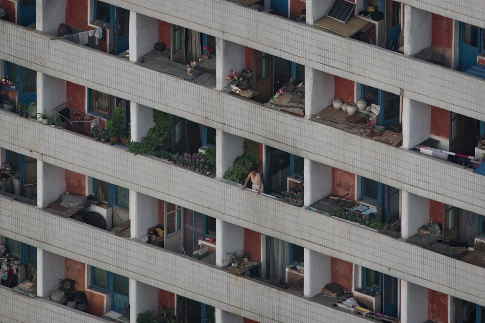 Балкони житлового будинку
