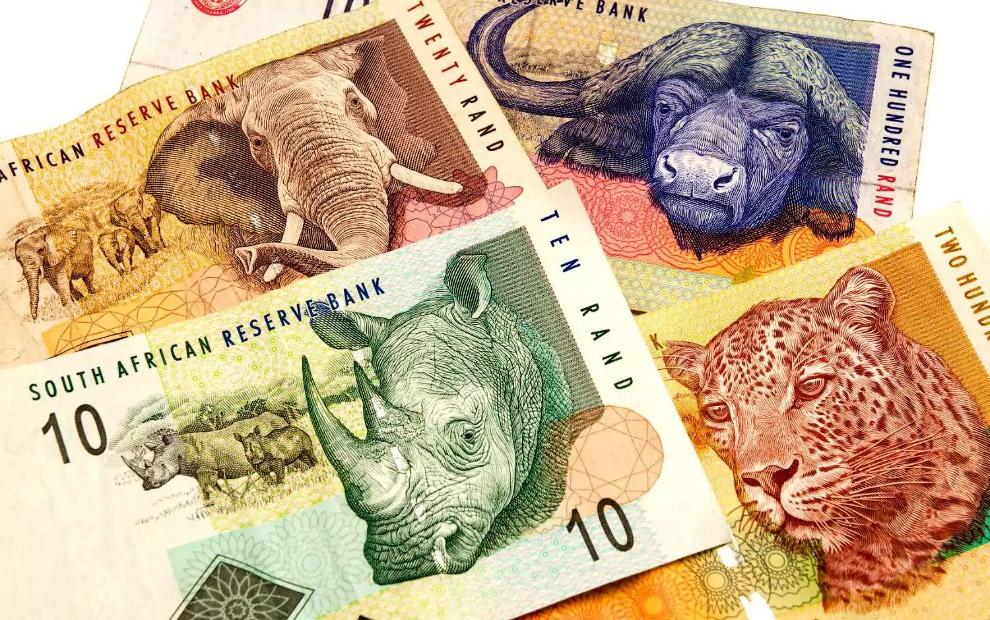 южноафриканского рэнда