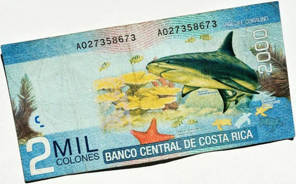 Деньги Коста-Рики