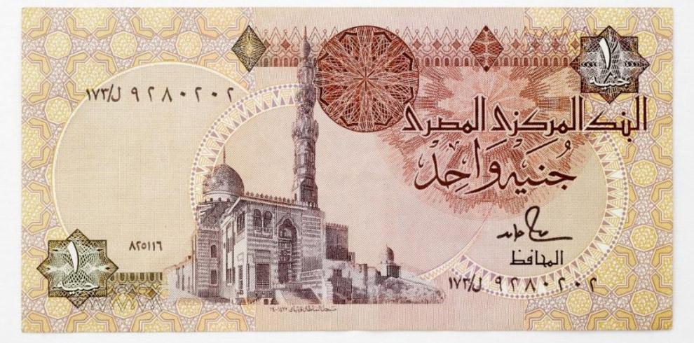 Один египетский фунт