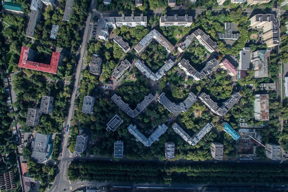 Хавско-Шаболовский жилой комплекс